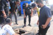 18 Hari, Jalan Raya Agus Salim Bekasi Timur Ditutup