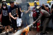 Unjuk Rasa Meluas, Perdana Menteri Thailand Didesak Mundur