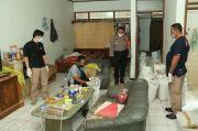 Olah TKP di Kopo Permai, Polisi Temukan 1 Juta Pil Trihexyfenidyl