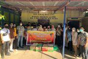 Jumat Berkah, Polisi Makassar Sambangi Panti Asuhan Bagi Sembako