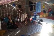 Anak-anak Pengungsi Korban Banjir di Wajo Mulai Terserang Penyakit