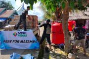 Terima Bantuan MNC Peduli, Korban Bencana Lutra Merasa Haru dan Gembira