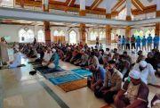 Pascabencana, Masjid Agung Syuhada Masamba Kembali Difungsikan