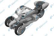 Yamaha kembali Daftarkan Trike Baru Bergaya Model Adventure