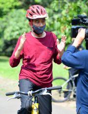 Hasil Uji Swab Covid-19 Langsung Keluar, Jokowi: Alhamdulillah Saya Negatif