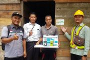 Kontribusi SUN Pasok Listrik ke 2.885 Rumah di 6 Provinsi