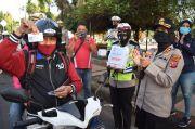 Operasi Patuh Lodaya, Kapolres Banjar Reward Pengendara