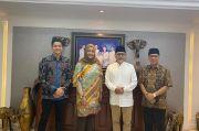 Pilkada Karawang, Yesi-Adly Giat Silaturahmi dengan Tokoh Politik Nasional