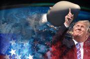 Amerika dan Rusia akan Bahas Keamanan Luar Angkasa di Wina