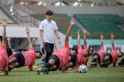 Jadwal Latihan Timnas Indonesia Diundur Satu Pekan