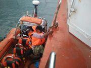 Mesin Longboat Mati, Empat Nelayan di Kolaka Dievakuasi Tim SAR
