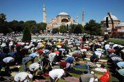 Perdana Menteri Pakistan Puji Pembukaan Kembali Hagia Sophia sebagai Masjid
