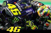 Rossi Yakin Marquez Tetap Berpeluang Jadi Juara MotoGP 2020