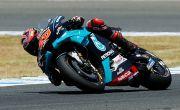 Duel Rossi-Vinales Warnai Kemenangan Quartararo di GP Andalusia
