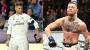 Sergio Ramos Undang McGregor Gabung Real Madrid