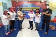 PDIP Surabaya Sumbang Warga Korban Kebakaran di Morokrembangan