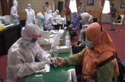 Dalam Sebulan 200 Perawat di Jatim Terpapar COVID-19