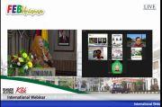 Webinar Internasional FEB UNISMA Kupas Tuntas Inovasi Teknologi