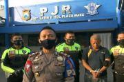Asyik Nyabu di Jalan Tol, Pengemudi Truk Ditangkap PJR Tol
