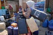 Warga Kunjorowesi Mojokerto Mulai Krisis Air Bersih