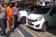 Tiga Bulan Gadaikan 16 Mobil Rental, Warga Bantul Dibekuk Polisi