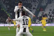 Sarri: Semua Pemain Juve Hebat, Tapi Ronaldo dan Dybala Pembeda