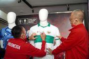 PSSI Luncurkan Jersey Tandang Timnas Indonesia