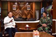 KPK Serahkan Barang Rampasan Negara ke TNI Angkatan Darat