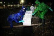 Kota Surabaya Catatkan Kasus Kematian COVID-19 Tertinggi