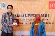 McDonalds Indonesia Raih Penghargaan Implementasi Sistem Jaminan Halal