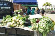 Pemkab Jayapura Pasarkan Aneka Hasil Kebun Petani melalui Pasar Tani