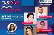 Miss Indonesia Carla Yules, Andmesh dll di Semarak 8 Jam Live SINDOnews