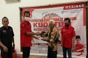 Refleksi Peristiwa Kudatuli, PDIP Surabaya Ajak Anak Muda Melek Sejarah