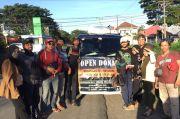 Mahasiswa UIN Distribusikan Bantuan untuk Korban Bencana di Lutra