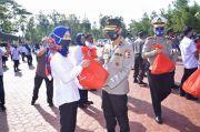 Alumni Akpol 1991 Bhara Dhaksa Polda Sumut Gelar Bakti Sosial
