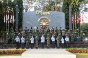 Kuliah Umum di Seskoal, Edhy Prabowo Ajak TNI AL Berperan di Bidang Ekonomi