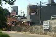 Warga Keluhkan Proyek Jalan Masuk Olympic City Bogor