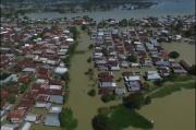 Banjir di Wajo Mulai Surut, Genangan Air Jadi 3 Meter