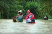 Bencana Banjir Terjang Aceh Barat, Ribuan Rumah Terendam