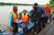 BMM Hadirkan Ambulans Terapung Bagi Warga Sambas Kalimantan Barat
