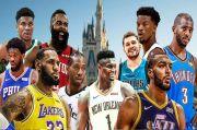 Komisioner Optimistis Restart NBA Lancar dan Aman dari COVID-19