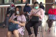 Cegah COVID-19, Ratusan Ibu Hamil di Surabaya Dites Swab Gratis
