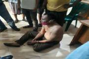 Pencuri Motor dari Surabaya Babak Belur Dihajar Warga