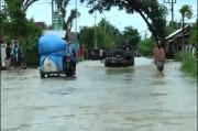 Banjir Bandang Masih Merendam Ribuan Rumah di Aceh Barat