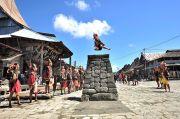 Lompat Batu di Nias Cermin Anak Muda yang Penuh Energik Hadapi Tantangan
