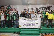 Pro Rakyat, Dukungan Ojol se-Surabaya ke Cak Machfud Terus Mengalir