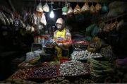 Aktivitas di Pasar Meningkat, Protokol Kesehatan Harus Diperketat