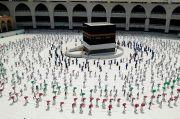 Sangat Beruntung, 13 WNI Ikut Menunaikan Ibadah Haji 2020