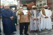 Presiden Jokowi Kurban Sapi Limosin di Masjid Noor Banjarmasin