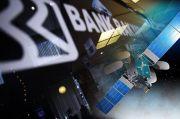 Kolaborasi BRI dan Telkom Perkuat Layanan Satelit
